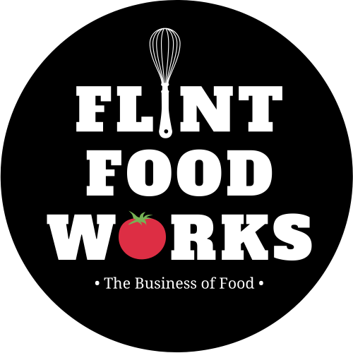 Logo The Flint Food Works