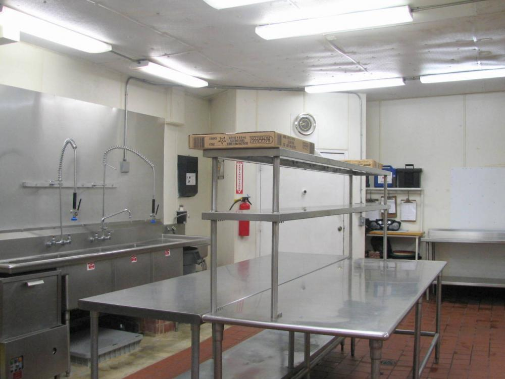 Pro Kitchen Rental