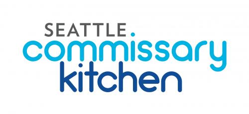 Logo Seattle Commissary Kitchen (Marginal Location)