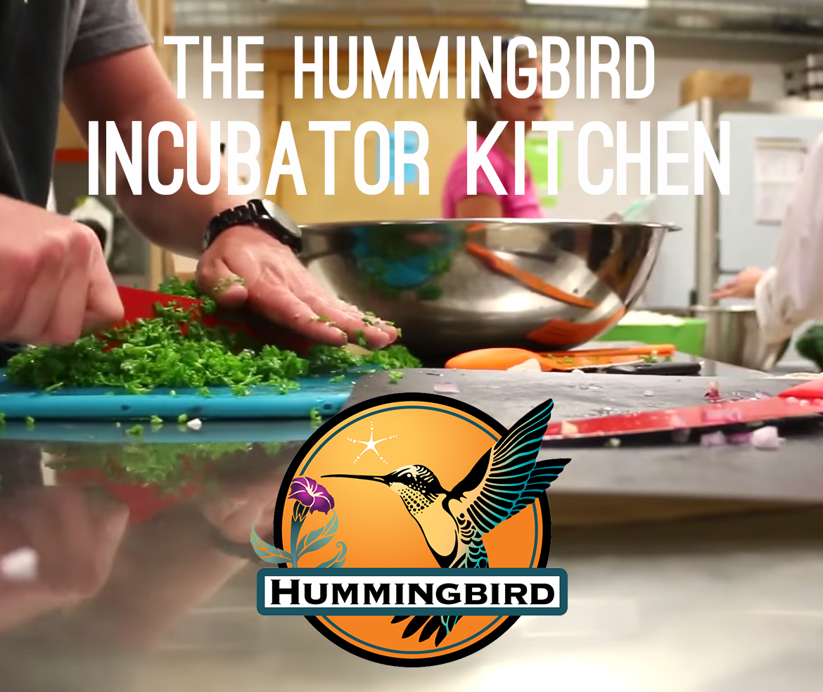 Logo Hummingbird Community Incubator Kitchen