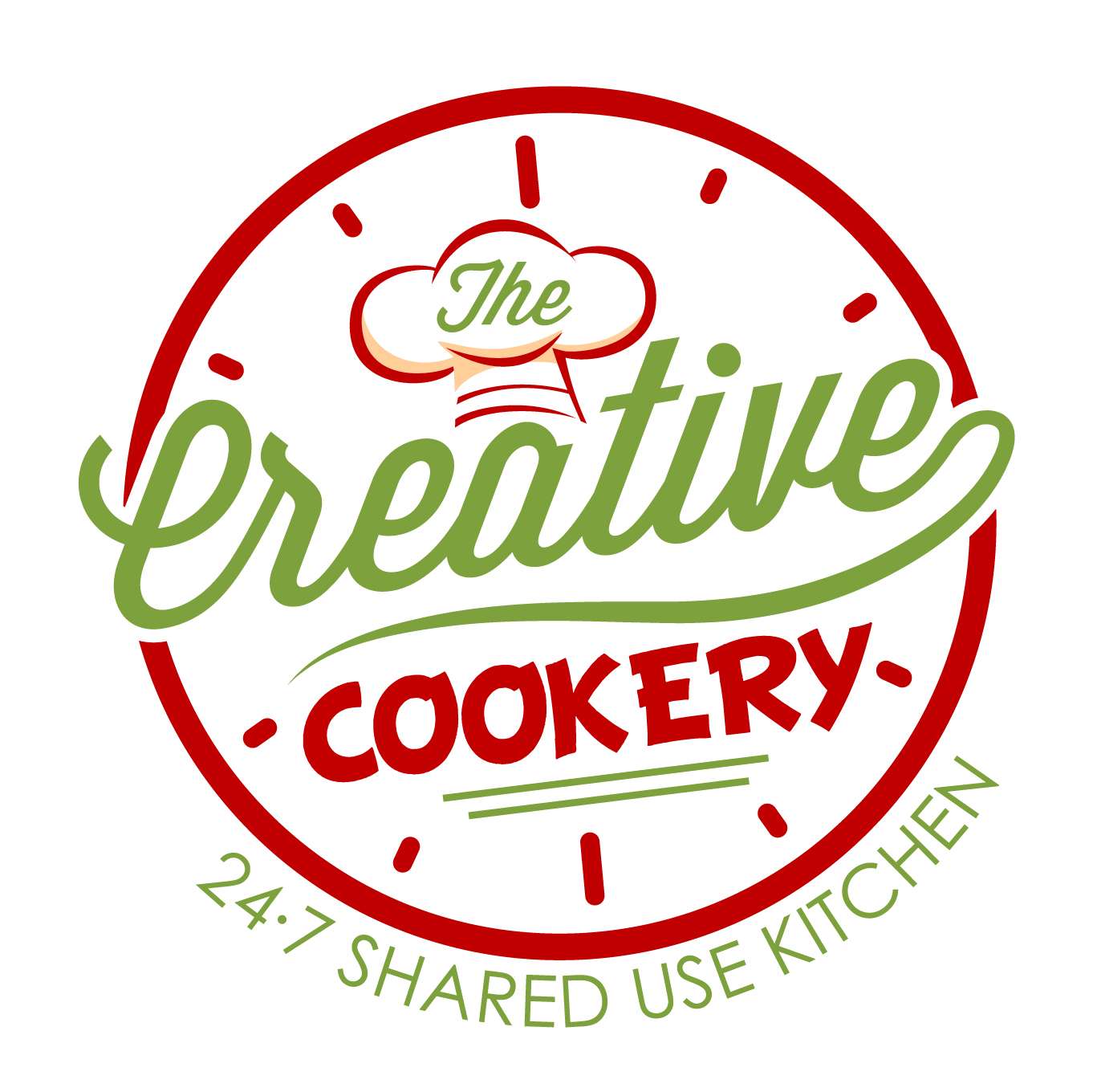 Logo The Creative Cookery
