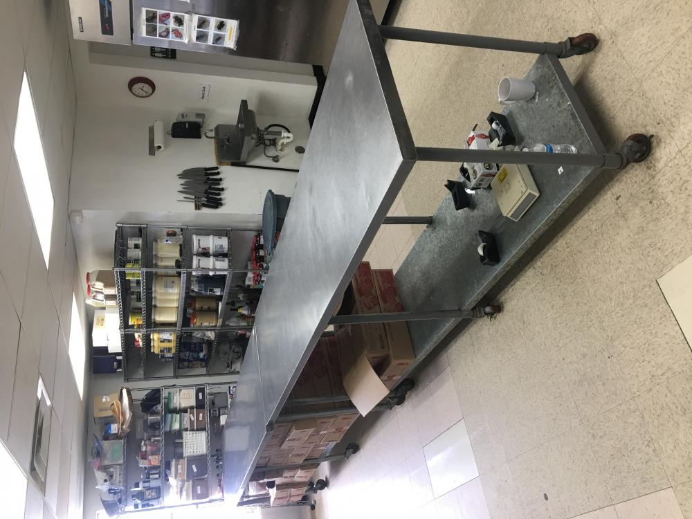 The Green Cart Kitchen