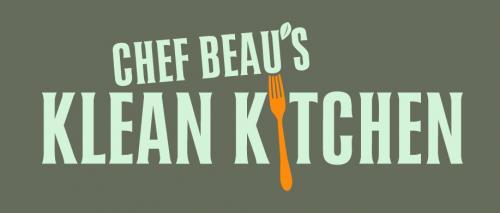 Logo Chef Beau's Klean Kitchen