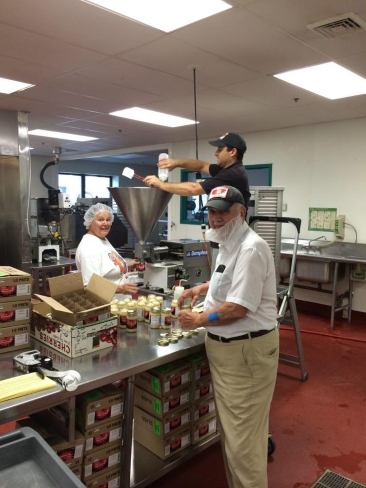 Western Massachusetts Food Processing Center