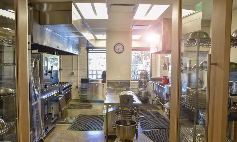 Church Health Commissary Kitchen