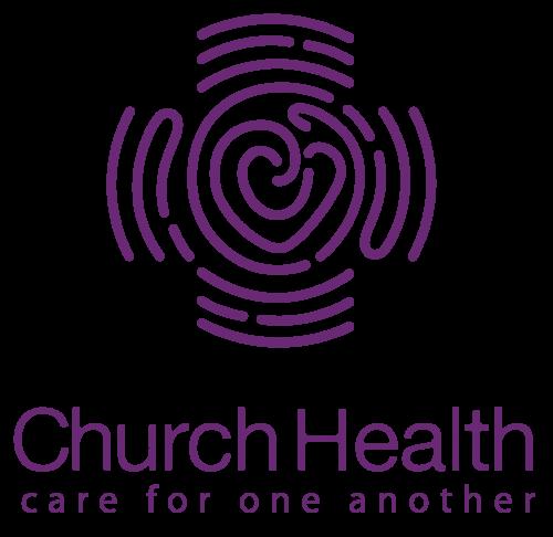 Logo Church Health Commissary Kitchen