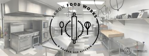 Logo Akron Food Works