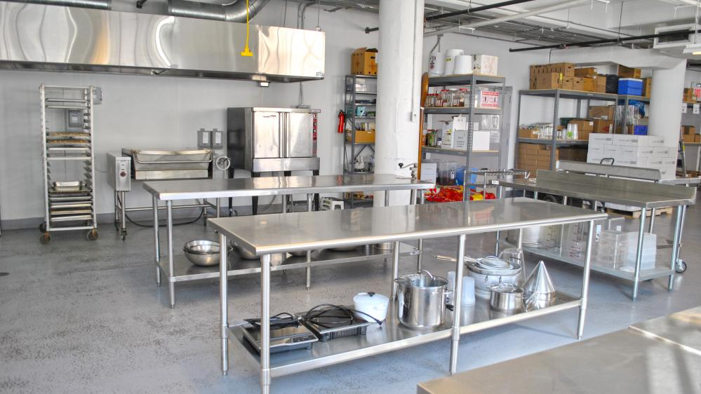 Tremendous Commercial And Commissary Kitchen Rentals In New York The Interior Design Ideas Lukepblogthenellocom