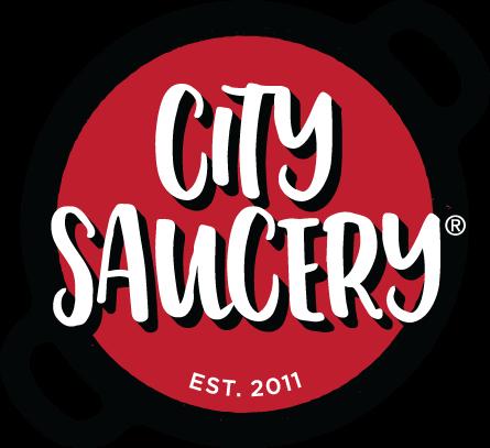Logo City Saucery