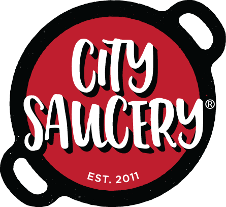 Logo City Saucery