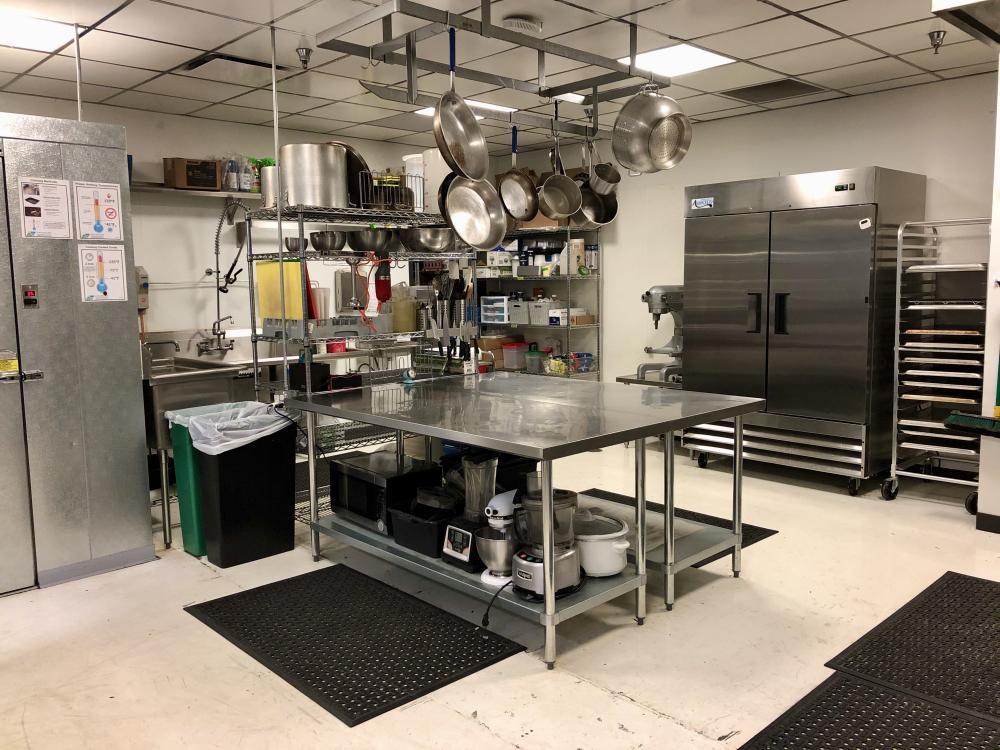 Spindle Kitchen