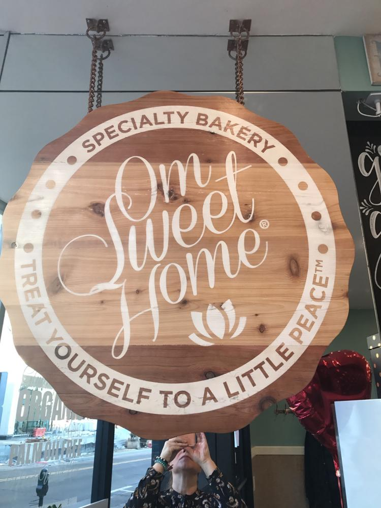 Om Sweet Home Specialty Bakery