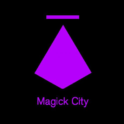 Logo Magick City Kitchen