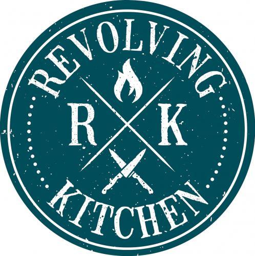 Logo Revolving Kitchen