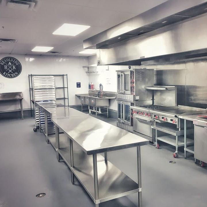Revolving Kitchen