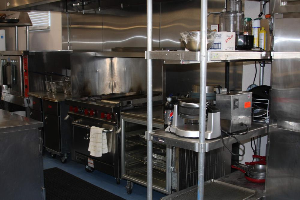 The Bentil's Commercial Kitchen
