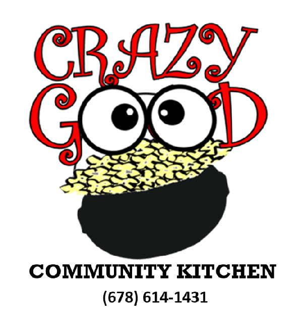 Logo Crazy Good Community Kitchen