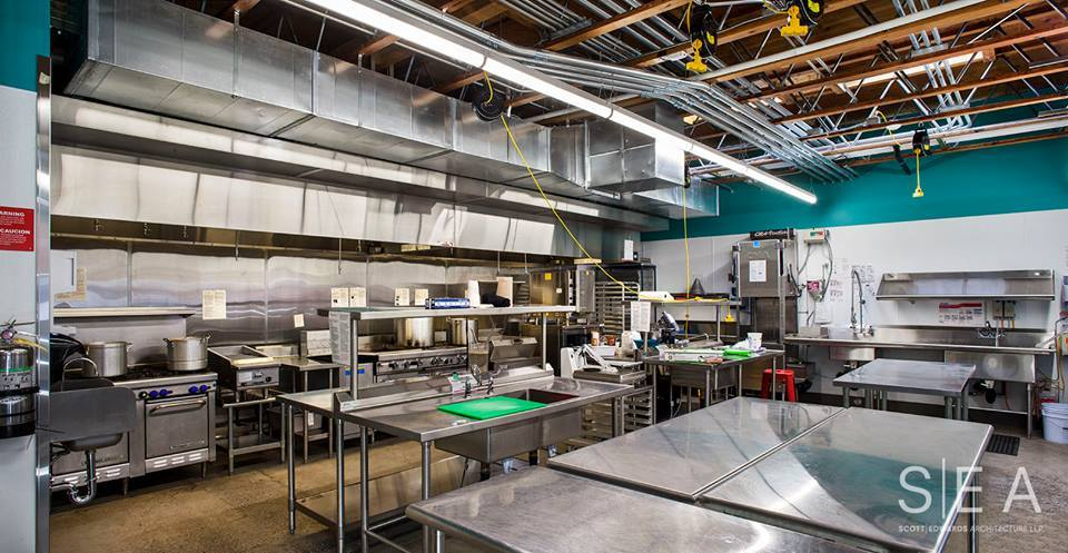 Commercial And Commissary Kitchen Rentals In Portland The Kitchen Door