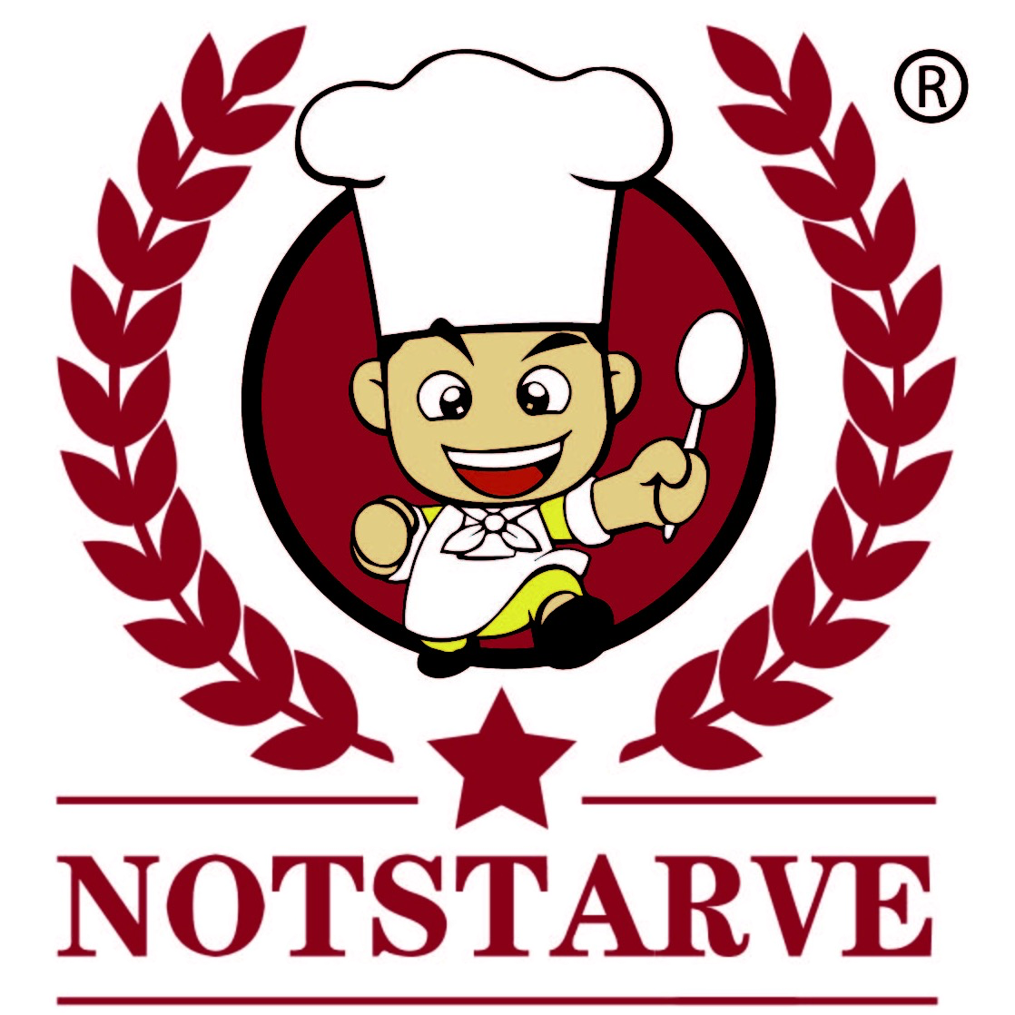 Logo NotStarve Kitchen Incubator