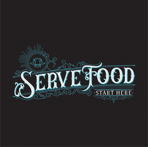 Logo Serve Food