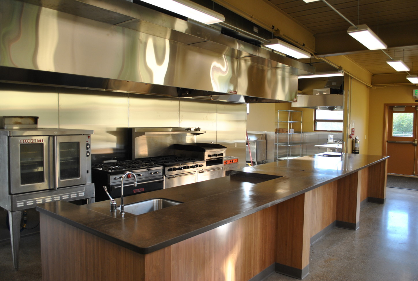 21 Acres Incubator Kitchen