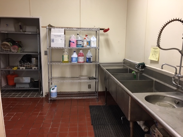 Waters Edge Commercial Kitchen
