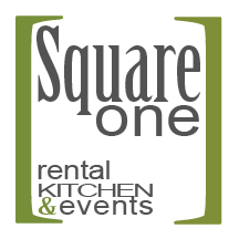 Logo Square One Rental Kitchen