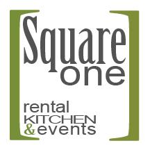 Logo Square One Rental Kitchen