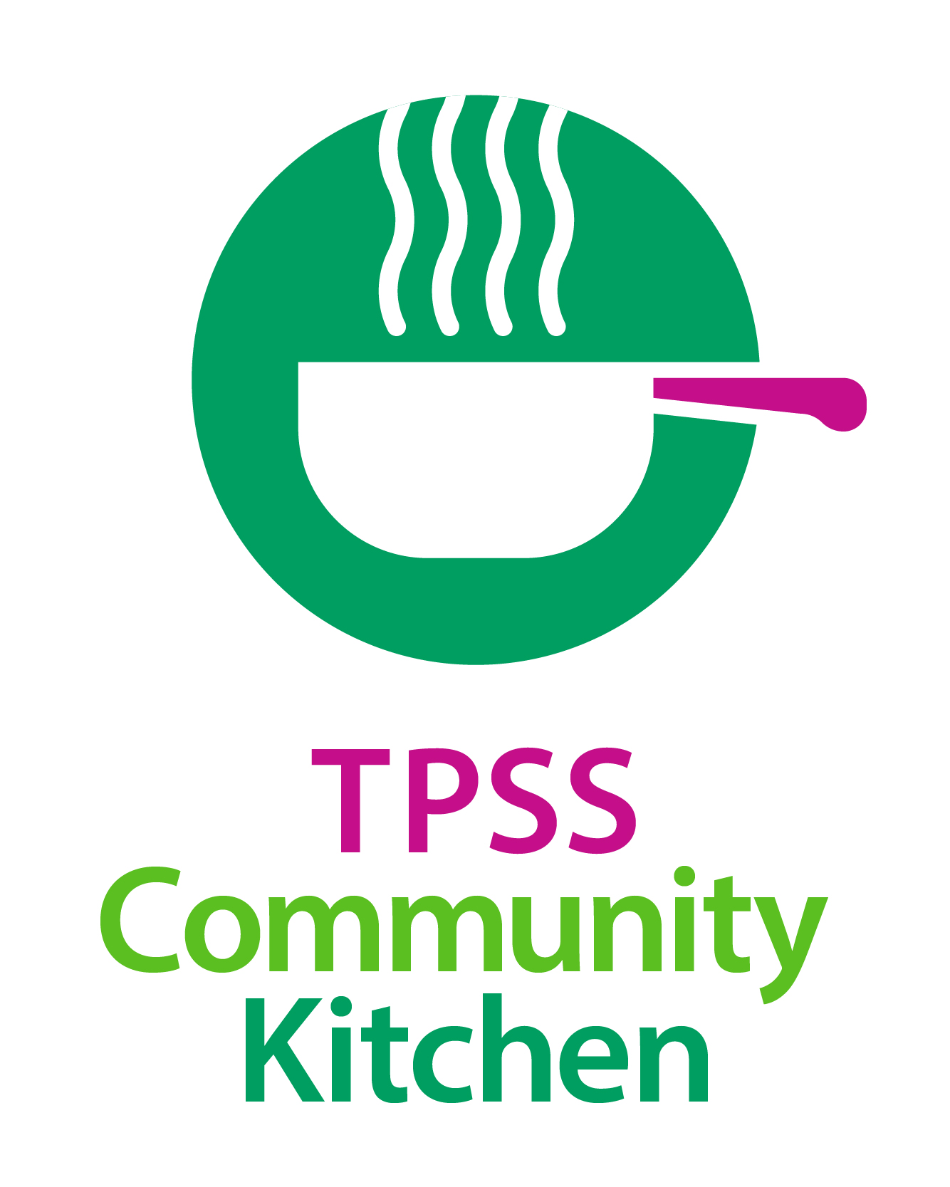 Logo TPSS Community Kitchen