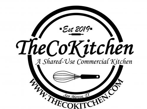 Logo TheCoKitchen - Opening in 3 weeks in San Marcos