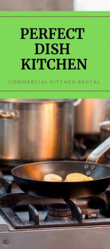 Logo Perfect Dish Kitchen