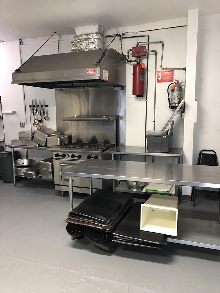 Ghost Hospitality Kitchen