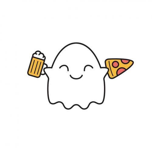 Logo Ghost Hospitality Kitchen