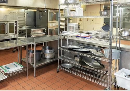 Logo Commercial Kitchen for rent - Miami
