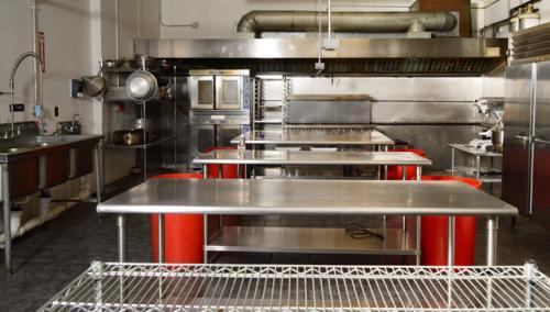 Logo Union City commissary kitchen