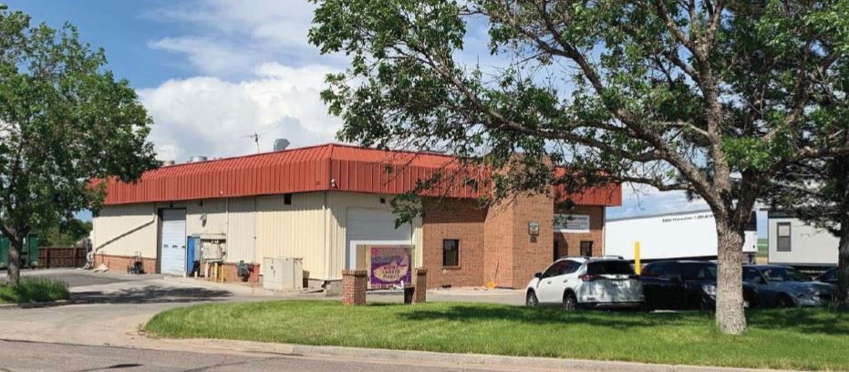 Logo Awesome Production Facility and Cold Storage Space in Aurora