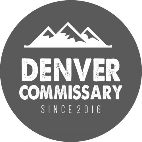 Logo Denver Commissary