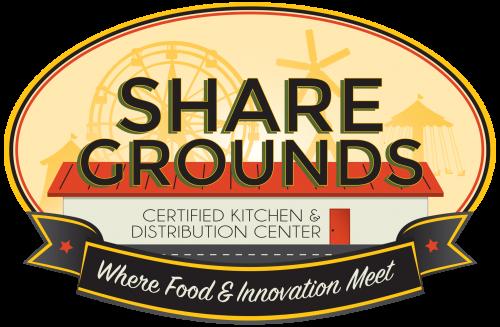 Logo Share Grounds - Marshall