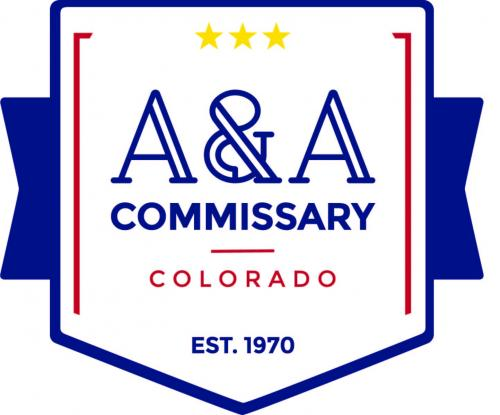 Logo A & A Commissary