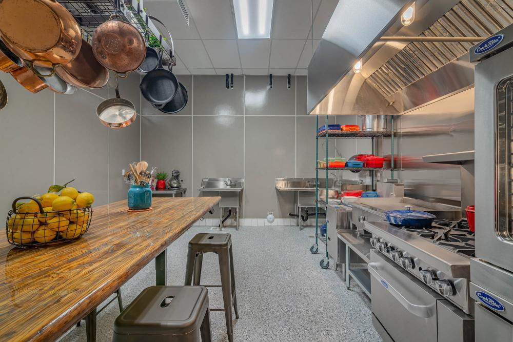 Commercial And Commissary Kitchen Rentals In Riverside The Kitchen Door