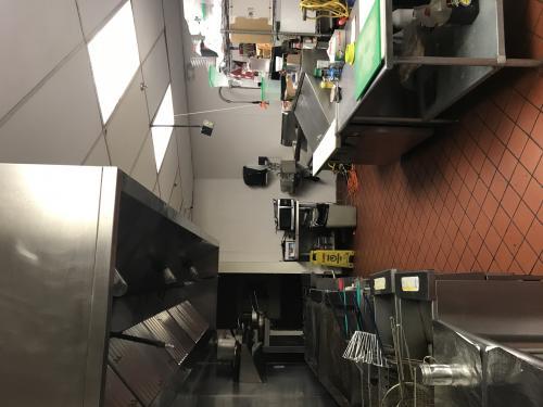 Logo Restaurant /Catering/Prep  Kitchen Turn key