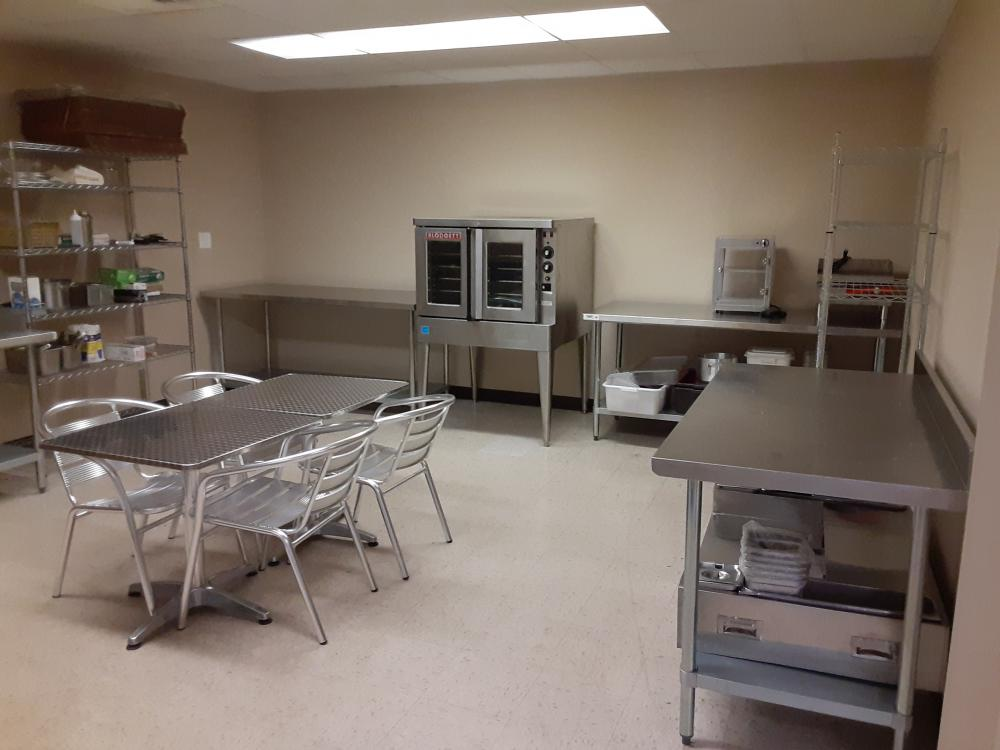 Groveland / Clermont Shared commercial kitchen