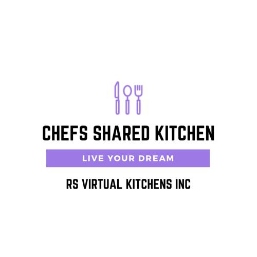 Logo Chef's Shared Kitchen LLC
