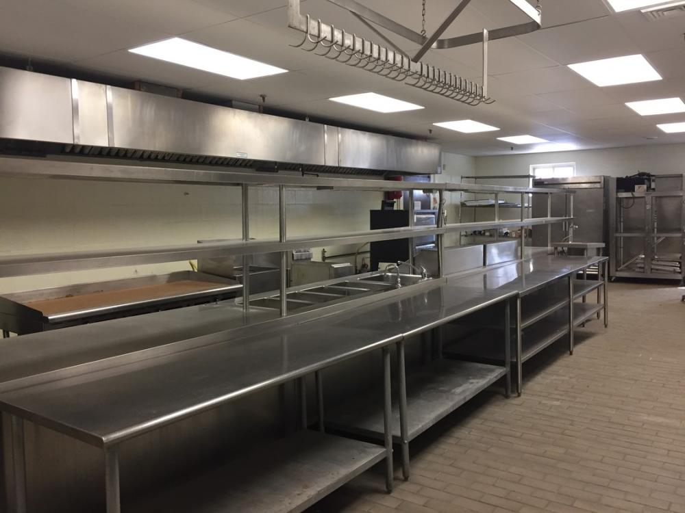 Commercial Kitchen - Utica