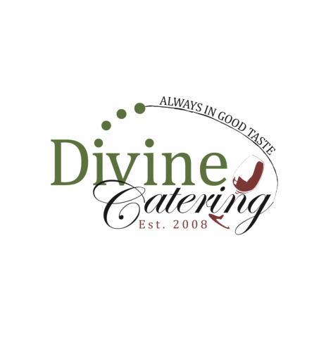 Logo Divine Catering