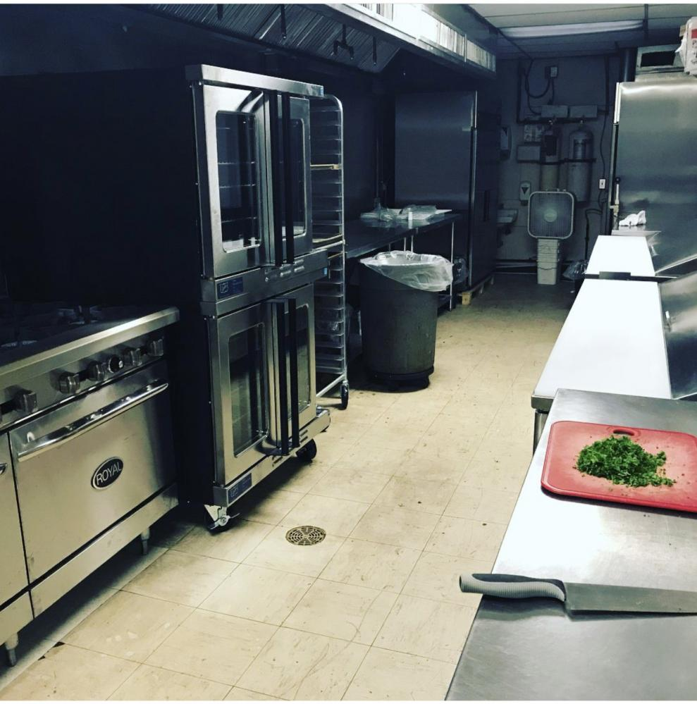 Logo Fully Equiped and Spacious Commercial Kitchen Rental