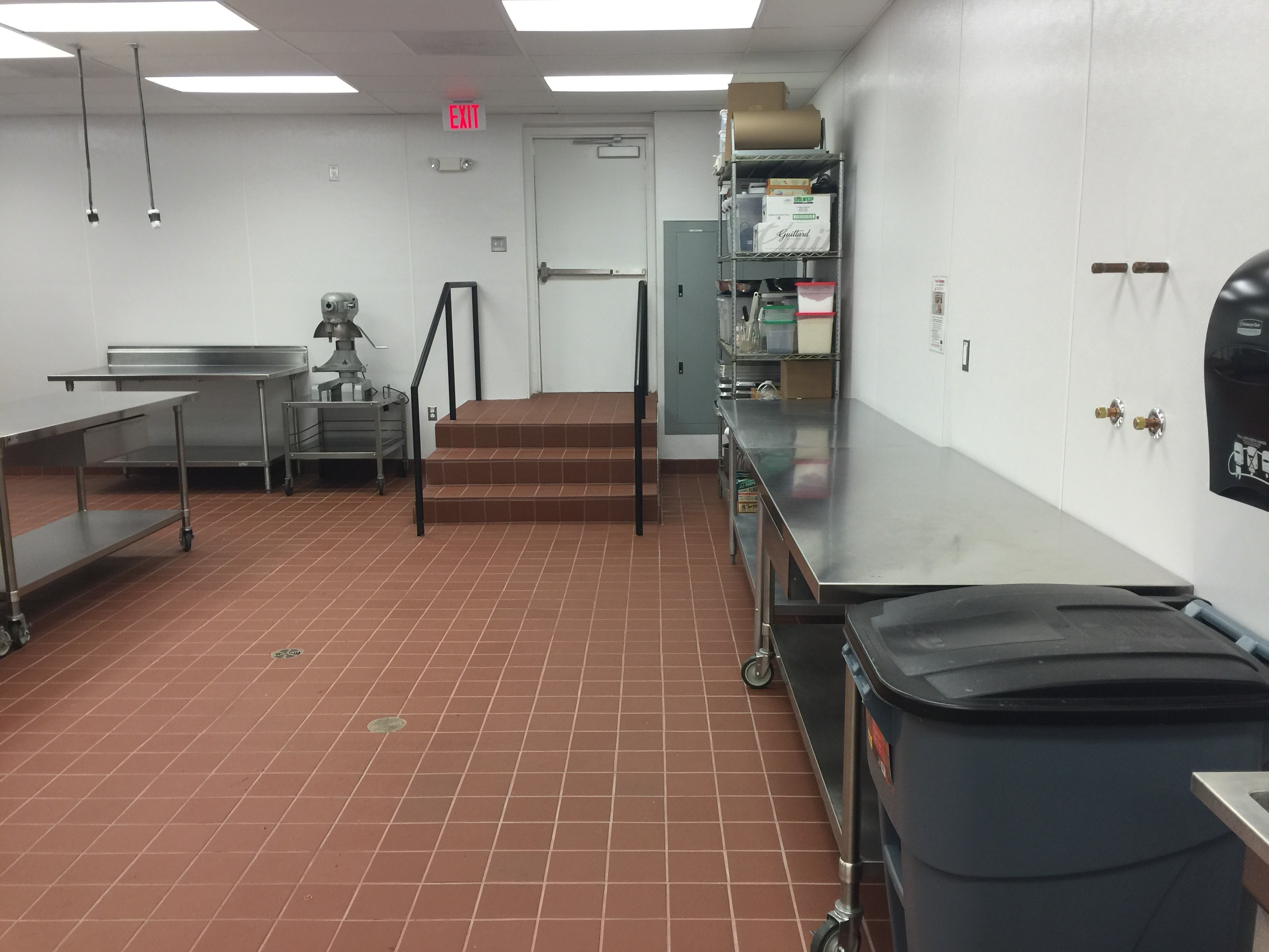 Gaithersburg Commercial Kitchen