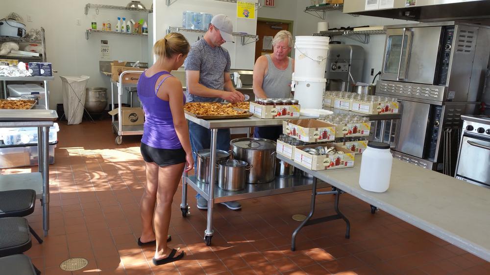 Harmonys Community Kitchen