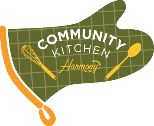 Logo Harmonys Community Kitchen