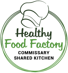 Logo Healthy Food Factory Commissary